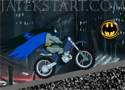 Batman Super Bike száguldj a motoron
