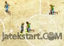 Beach Soccer játék