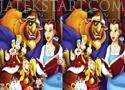 Belle and Beast találd meg az eltéréseket