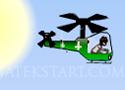 Ben 10 Helicopter Challenge helikopteres ügyességi