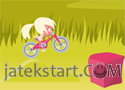 Biking Beauty játék