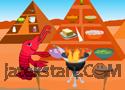 Bistros Shrimp and Grits főzős játék