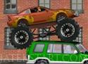 Blad Guy Race autós ügyességi játékok terepjáróval