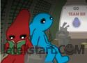 Blue Rabbit's Freefall játék