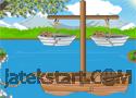Boat Balancing játék