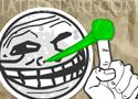 Booger Rush rombold le a trollfejeket