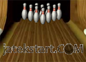 Bowling Game Bóling játék