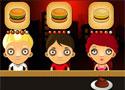 Burger Bar hamburger készítés