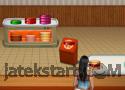 Cake Shop játék