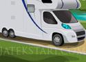 Camping Forest Parking parkolj le a lakóautóval