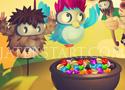 Candy Shooter 3 cukorkás játékok