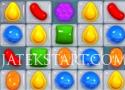 Candy Crush Saga népszerű zuhatag játék