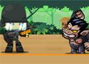 Captain War Monster Rage Játékok