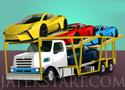 Car Carrier Trailer különleges szállítmányok