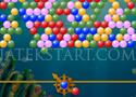 Casual Bubble lődd egymás mellé a buborékokat típusú játékok