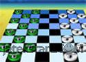 Checkers Board játék