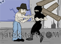 Chuck Norris ninja játék