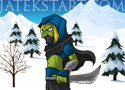 Clan Wars 2 Winter Defense védd meg a várad