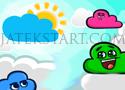 Cloud Wars Sunny Day foglald el az összes felhőt