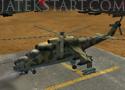 Cobra Striker akciódús játék egy helikopterrel