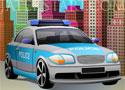 Cop Car Parking parkolj le a rendőrkocsival
