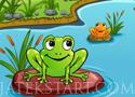 Crazy Frog Jump ugorj a megfelelő színű sziklára