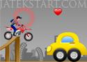 Crazy Stunts motoros ügyességi játék