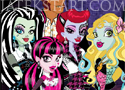 Creeptastic Catacomb Adventures Monster High mászkálós játék