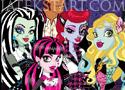 Creeptastic Catacomb Adventures Monster High mászkálós játék