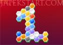 Crystal Hexajong madzsong szerű játék
