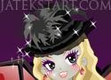 Cute Vampire Makeover vámpíros öltöztetős játékok