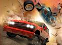 Danger Wheels robbantsd fel a többi kocsit