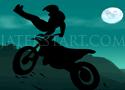 Dark Dirt Bike motoros ügyességi