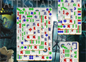Dark Manor Mahjong online madzsong jatek