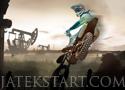 Dark Roads Bike motoros ügyességi játékok