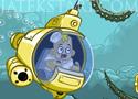 Deep Sea Hunter 2 tengeralattjárós játékok