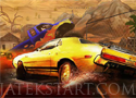 Autóversenyzős játék a Desert Drift 3D