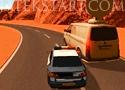 Desert Run autós versenyzős JÁTÉKOK
