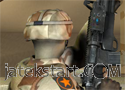 Desert rifle játék