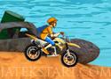 Desert Rage 3D motorozás a sivatagban