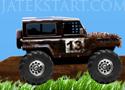Dirt Master hajts végig a pályákon a Monster Truckkal
