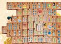 Disney Princess Mahjong szedd le párosával a figurákat