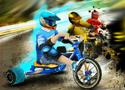 Drift Trike versenyezz bringával