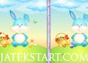 Easter Bunny Differences 2 Játékok