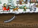 Effing Worms Xmas zúzz a kígyóval