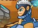 Epic Boss Fighter győzd le az ellenfeleket