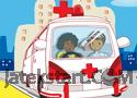 Express Ambulance játék