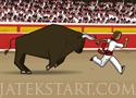 Extreme Power Pamplona menekülj a bika elől
