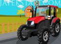 Farmer Delivery Rush szedd össze a pénzt a traktorral