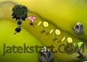 Flower Defense Játék